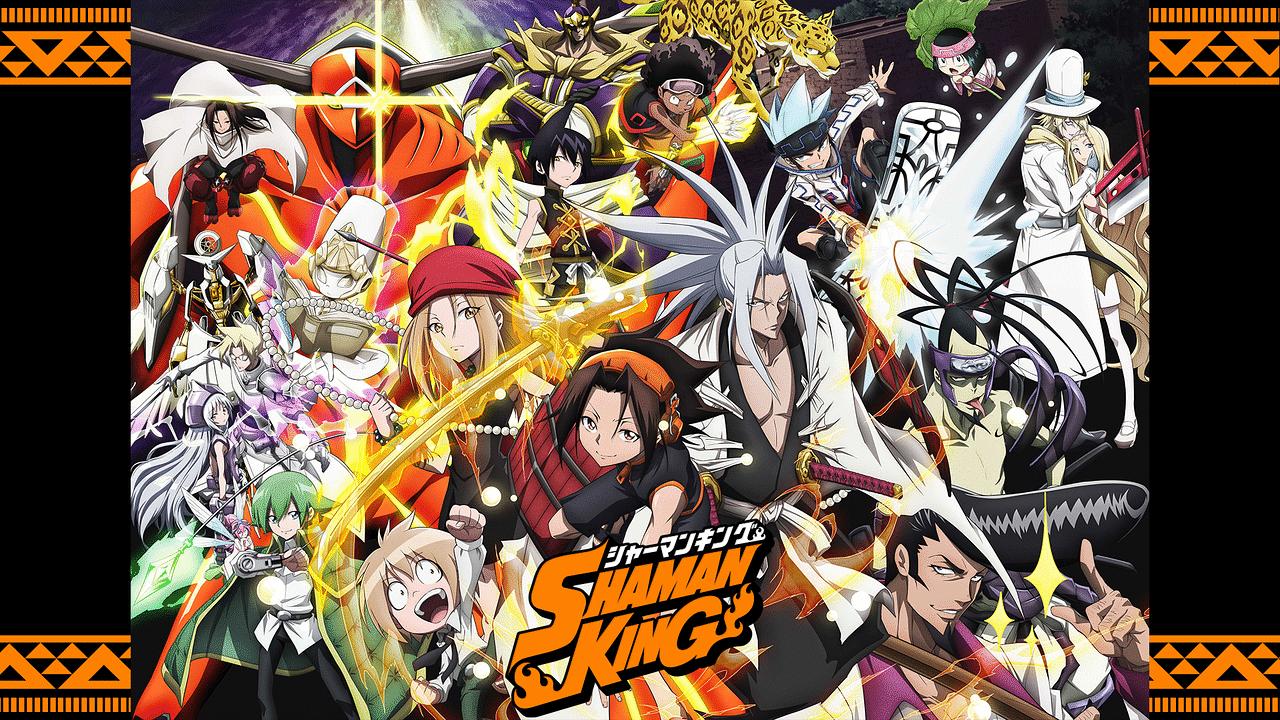 SHAMAN KING(シャーマンキング) 第10話