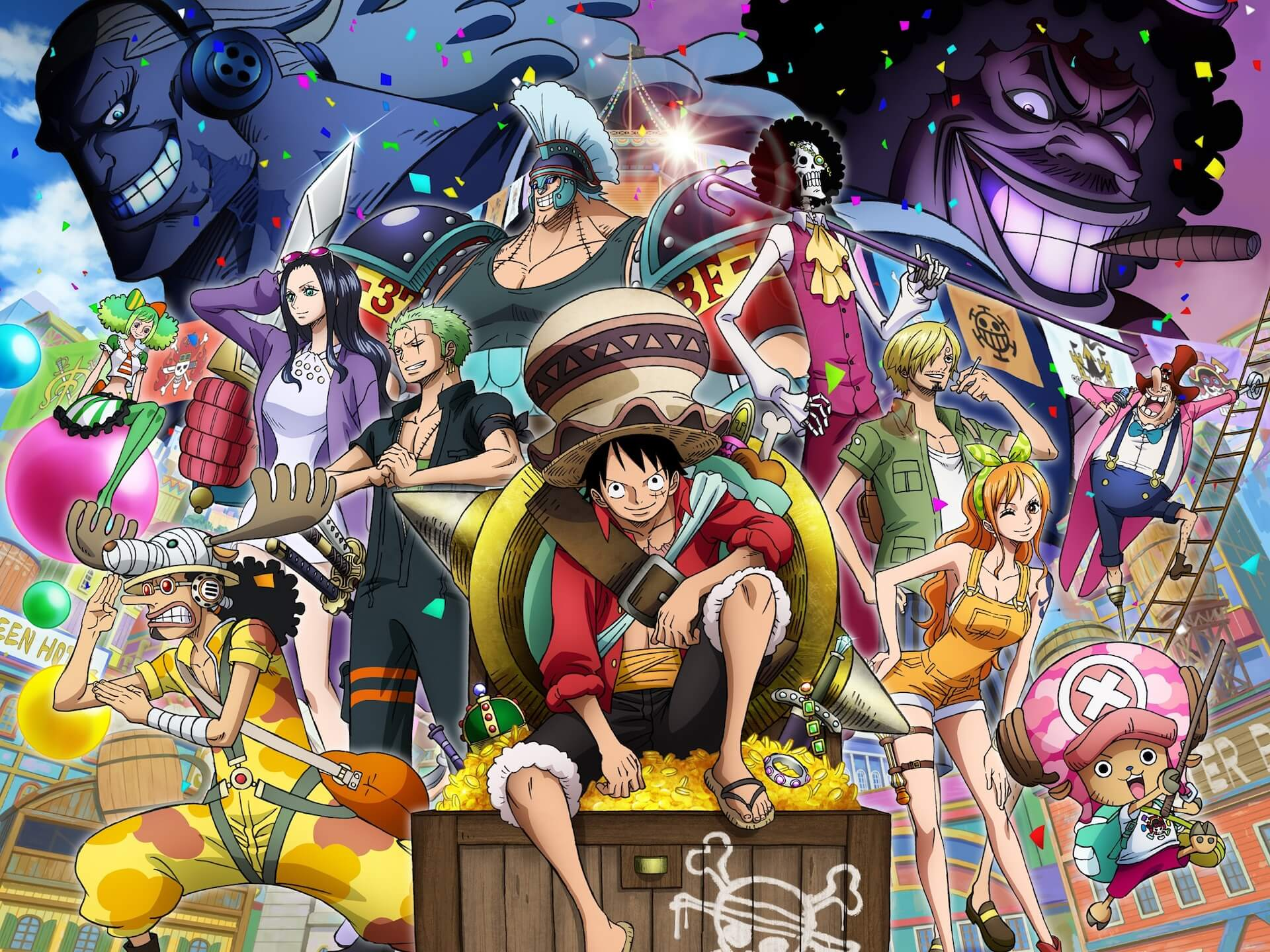 ONEPIECE(ワンピース) 第983話